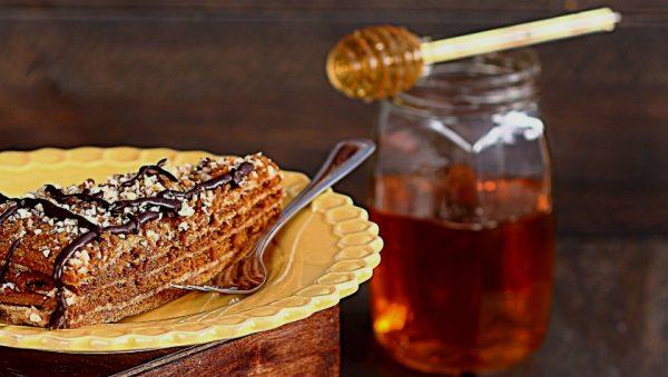Мед и кулинария